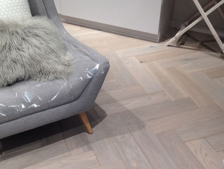 Branding is everything! Zjoosh retails stores keep their branding consistency through the fit out and design of each store. For the flooring of their stores they selected Havwoods rustic grade Oak Ice Grey herringbone blocks.