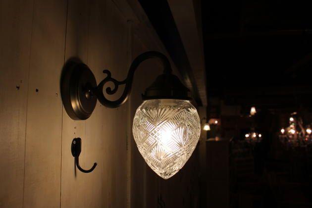 カントリー風 アンティーク風 ナチュラル風 玄関照明 ブラケット 防雨 359 A558OW エクステリアライト 照明類 キャンドール