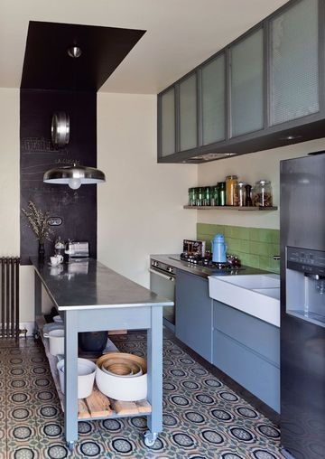 449 best DéCo Cuisine images on Pinterest Kitchen ideas, Kitchen - Amenagement Cuisine En U
