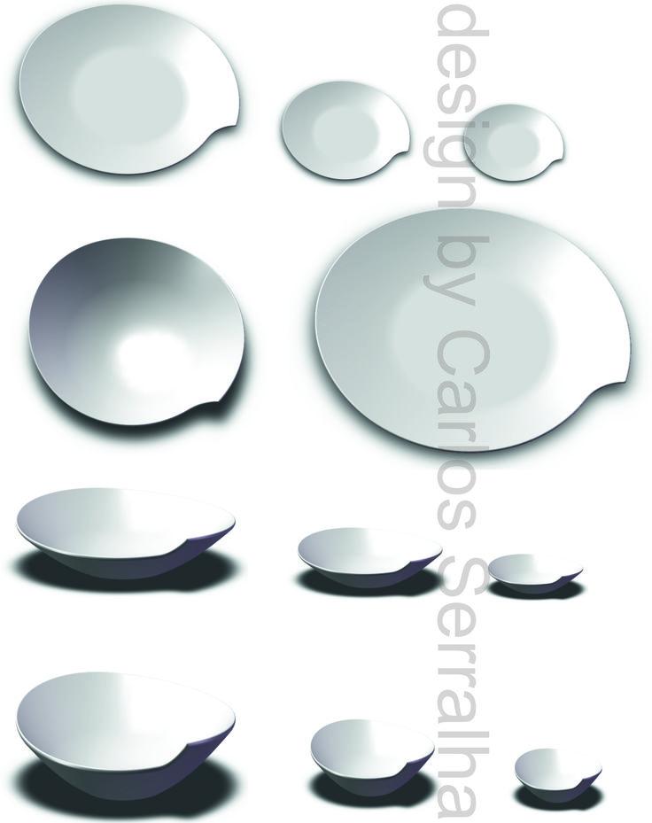 New Line   design by Carlos Serralha