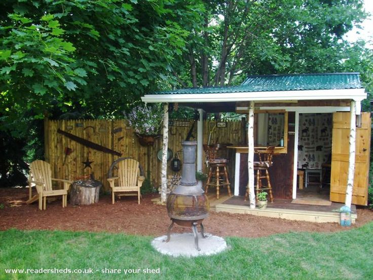 Small Outdoor Living Spaces