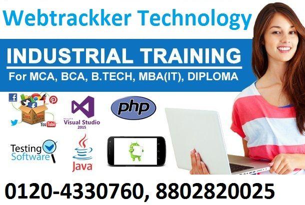 http://www.webtrackker.com/institute/Project-based-summer-training-in-noida.php