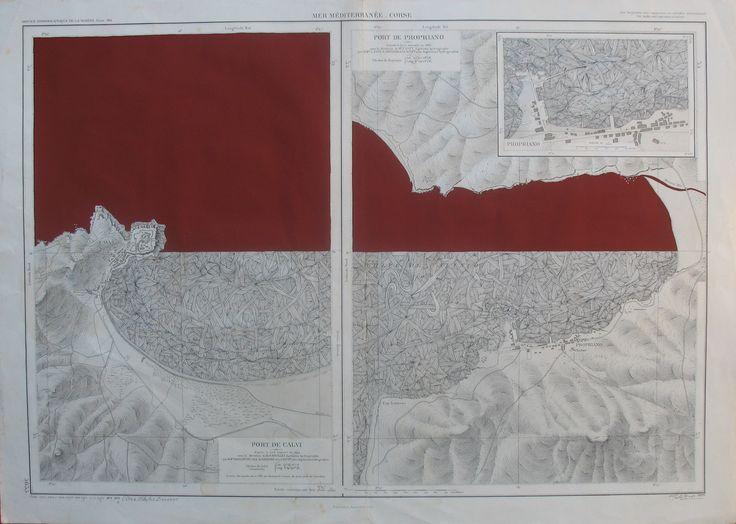 Ostrea Edulis Linnaeus - Paolo Buzi, Carte Nautiche 2012