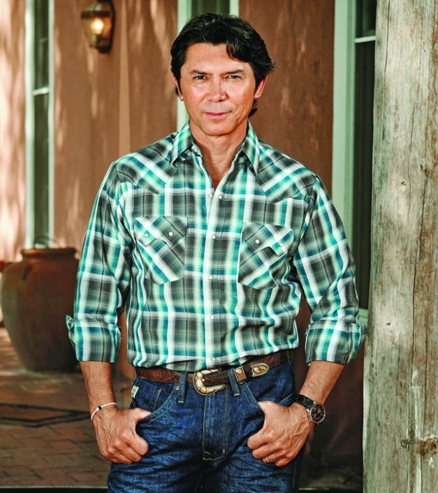 Want to dress like Lou Diamond Phillips on the cover of our September issue? Click through to find out how ...