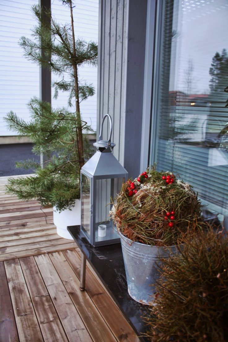 outdoor decor for christmas