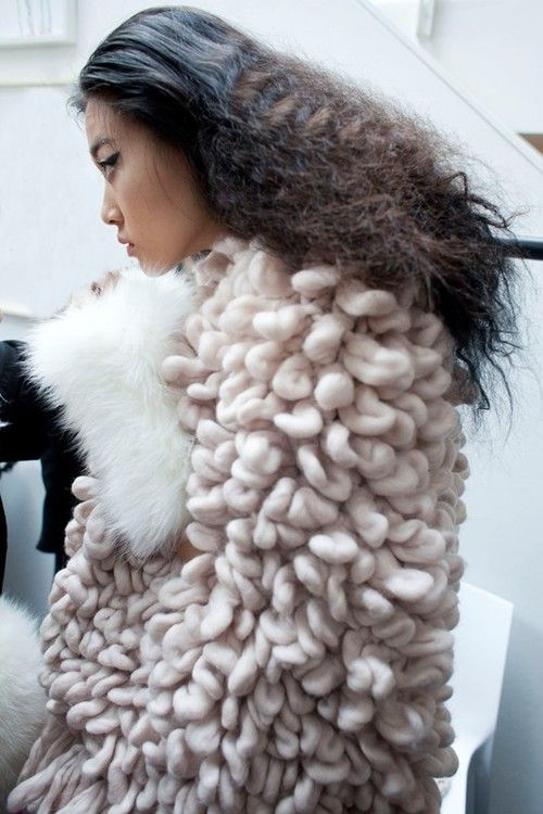 Knit Dreams from MitiMota - -getoffmycloud-: Sister by Sibling AW 13