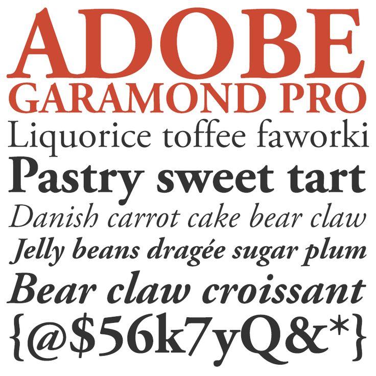 Adobe Caslon Pro Google Font - crisedata