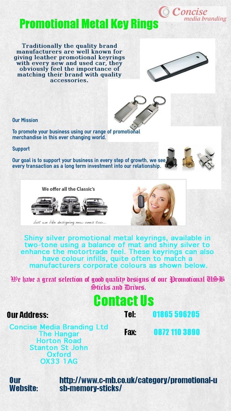Traditionally the quality brand manufacturers are well known for giving leather promotional key rings with every new and used car, they obviously feel the importance of matching their brand with quality accessories.
