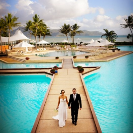 A Tropical Wedding in Hayman Island, QLD