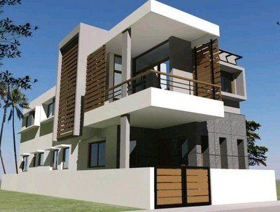 Modern Residential Architecture Styles Masterplanning