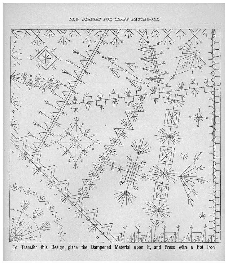 Crazy Quilting Stitches Patterns : 17 Best ideas about Crazy Quilt Stitches on Pinterest Basic embroidery stitches, Hand ...