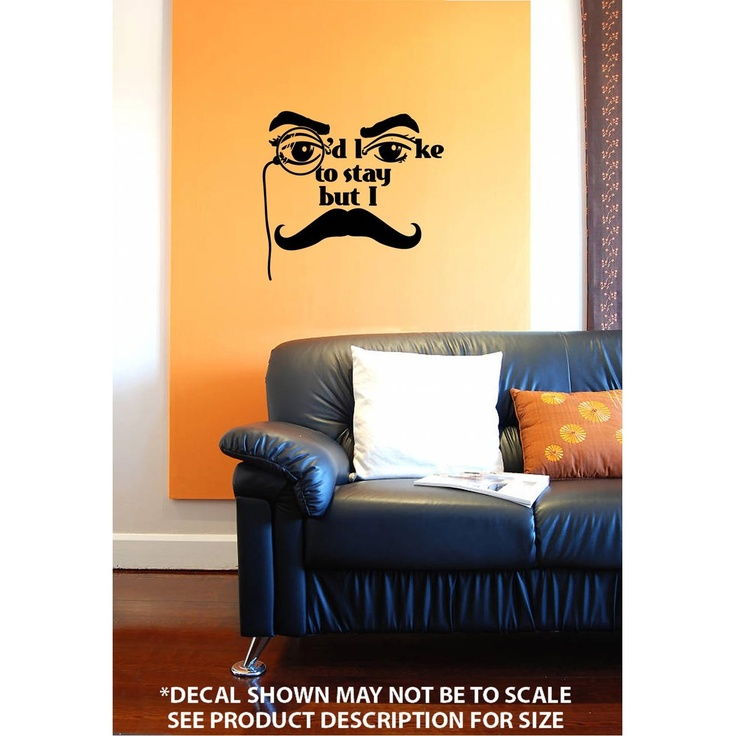 67 best Wall Décor - Decals, Posters & Signs images on Pinterest ...
