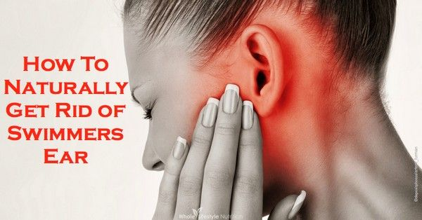 8 Home Remedies for Swimmer�s Ear and How to Avoid It