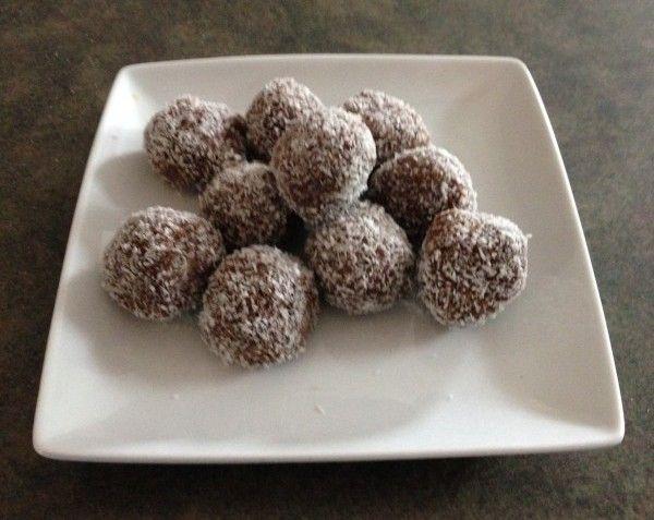Newfoundland Snowballs Recipe.
