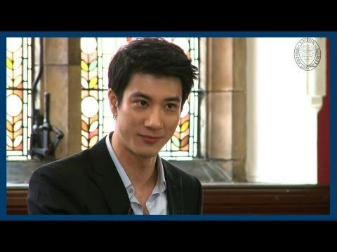 Wang Leehom | Full Address | Oxford Union Drawing on the lessons of his experience growing up in the US and then migrating East, Wang Leehom talks about Chinese pop music and the ability of music and pop culture to strengthen the relationship between the East and West.