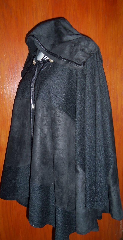 Ravendark Coven Designs: PITRA CAPE