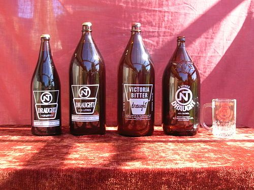 Beer in Australia - Darwin Stubby