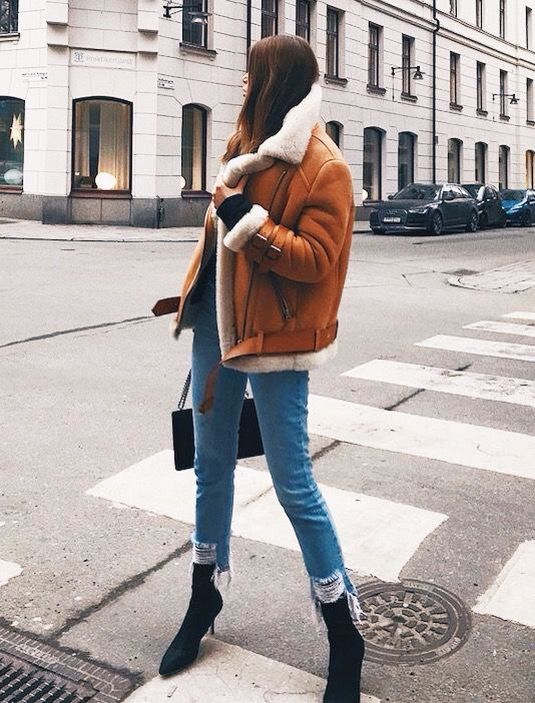20+ Ways to Style Your Jeans This Fall/Winter
