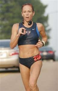 Leah Thorvilson-Arkansas runner-qualified for 2012 Olympic trials