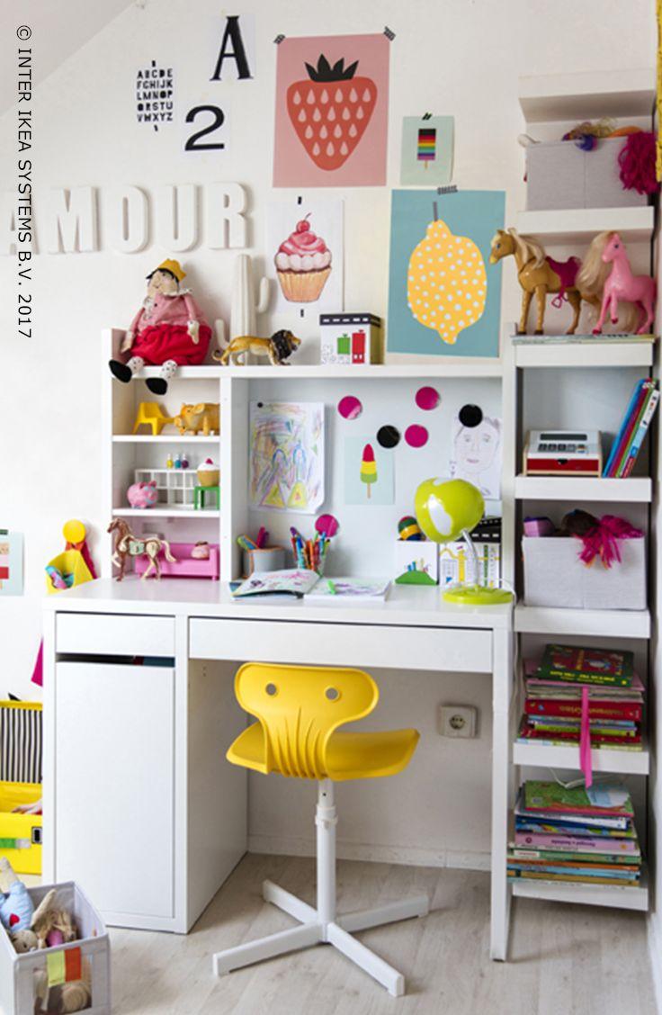 17 best ideas about micke desk on pinterest double desk. Black Bedroom Furniture Sets. Home Design Ideas