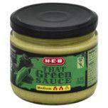 H-E-B That Green Sauce Medium by @mytexaslife
