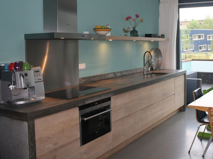 Eiken Keuken Frontjes : Keuken idee 4 keuken idee Pinterest Wands, Google