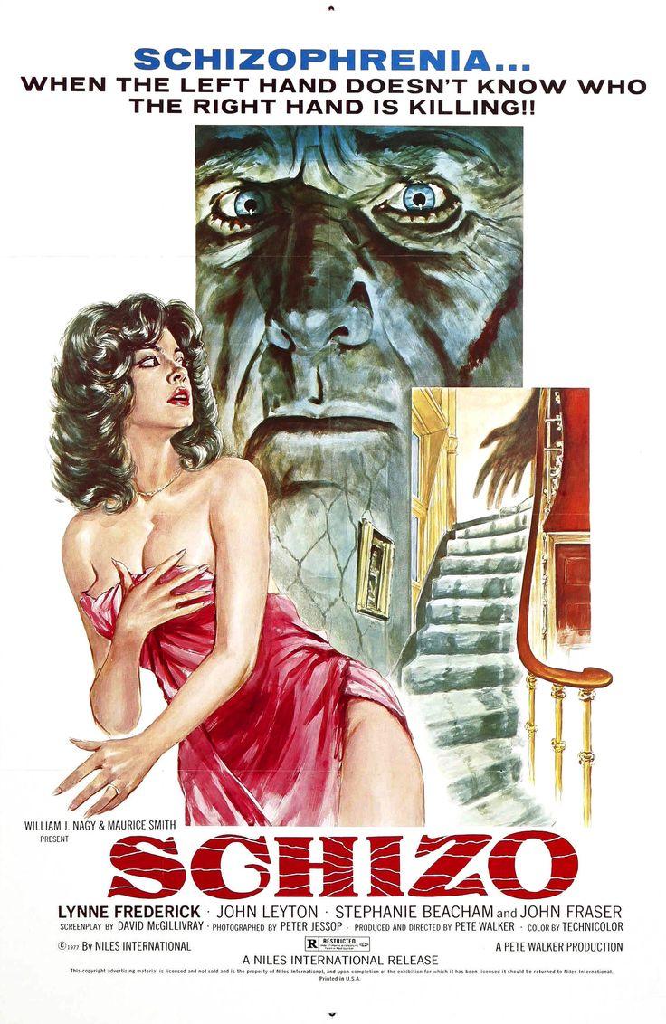 """""""Schizo"""" (1976)  Director: Pete Walker"""