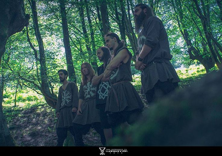 INCURSED band • Bilbao, Biscay • Basque Country • Epic Viking Metal