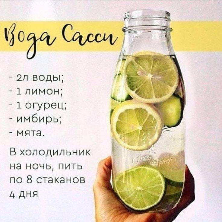 Вода С Лимоном Похудела Отзывы.