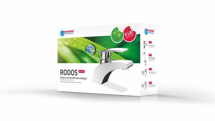 Bateria umywalkowa RODOS