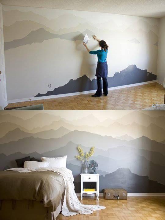 Pintura de parede