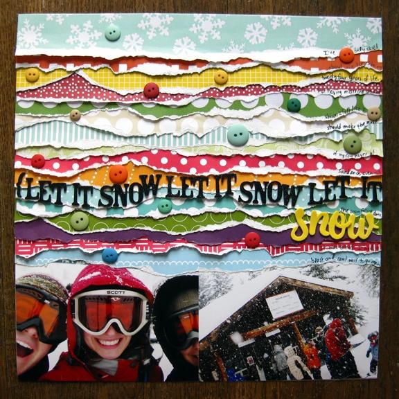 Let it Snow Let it Snow Let it Snow by Paige Evans