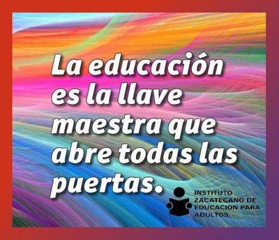 La llave maestra Educación IZEA