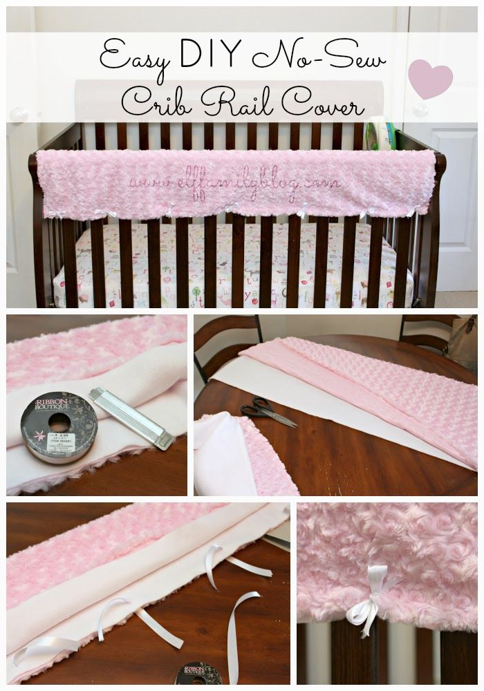 Make Your Own Crib Rail Cover Woodworking Projects Amp Plans
