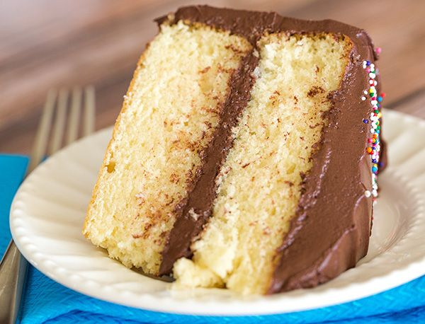 Best Gluten Free Yellow Cake Recipe