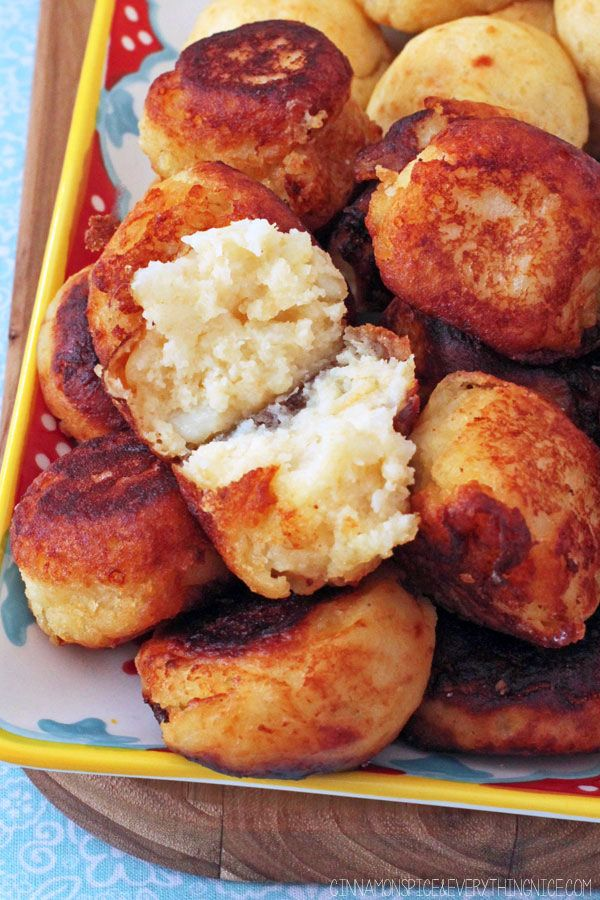 Perfect as an after school snack, or a fun and unique dinner, These Parmesan Potato Puffs are as delicious as they are versatile.
