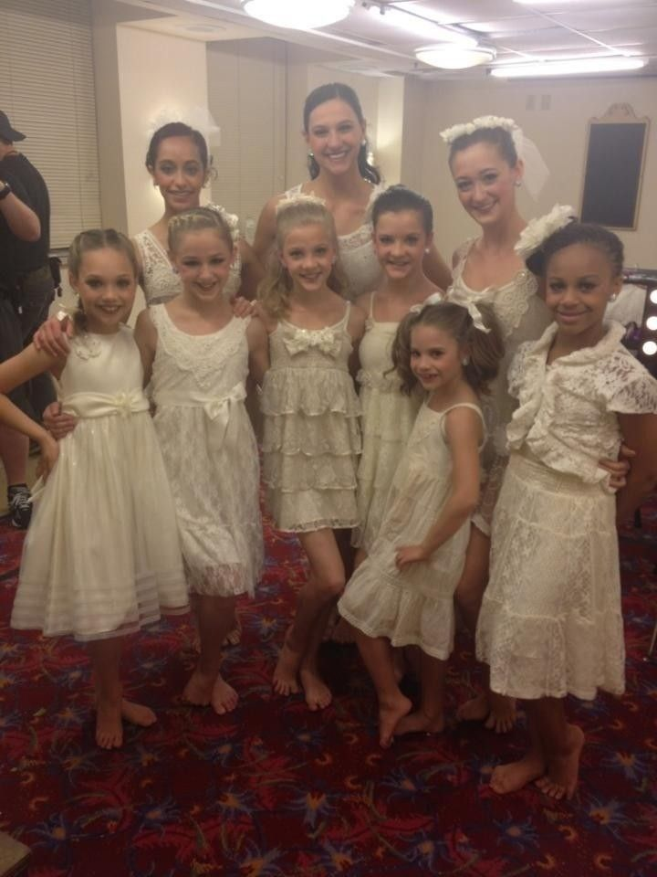 Land Unforgiven, Season 2 of Dance Moms