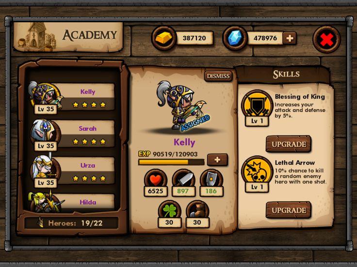 iGame : mini warriors เกมเล็กๆ น่าเล่น ใครเล่นอยู่บ้างครับ : PDAMobiz.com Forum