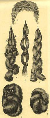 Postizos de pelo natural