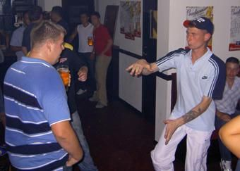 Galway Youngfella Still Dancing After Poppin' 'A Bag A Yokes' At The Weekend