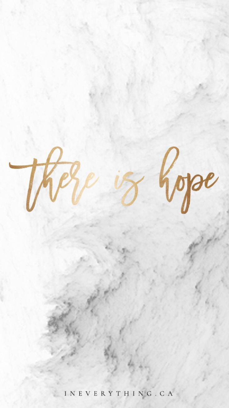 39 there is hope 39 day 13 wise words verses and girl boss for Home wallpaper quotes