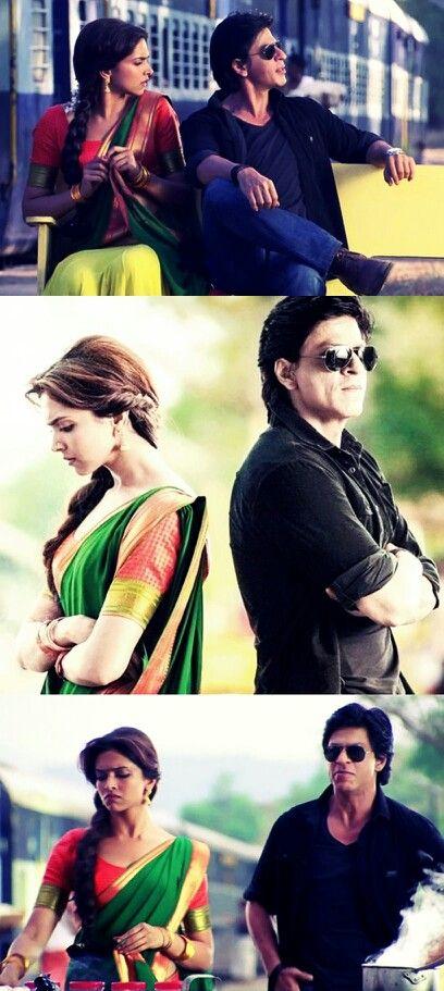 Shahrukh Khan | Deepika Padukone | Chennai Express