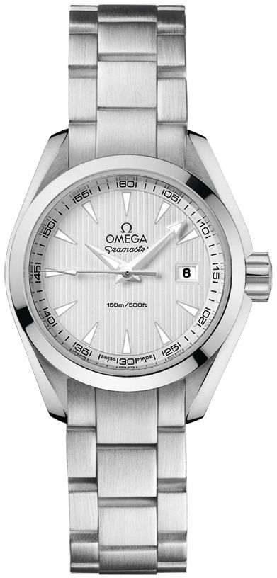 Omega Seamaster Damen Quarz