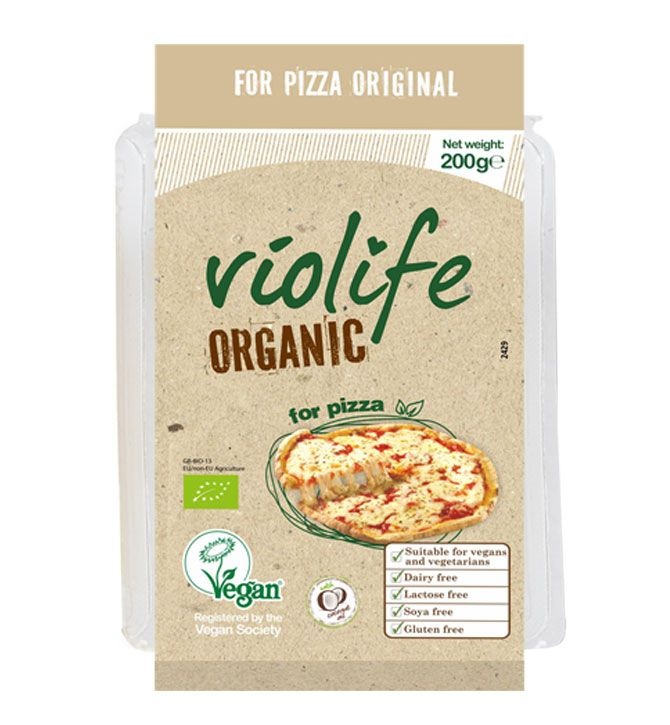 Violife for Pizza Organic - Violife foods, dairy free