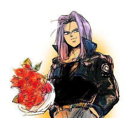Trunks has flowers for you. When I was younger, this was my dream <3
