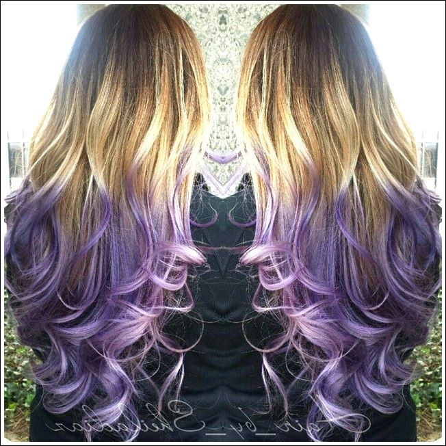 40 Fabulous Ombre & Balayage Hair Styles 2018 – The hottest hair colors