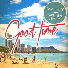 ドライブにおすすめのラブソング♡Owl City & Carly Rae Jepsenの「Good Time」