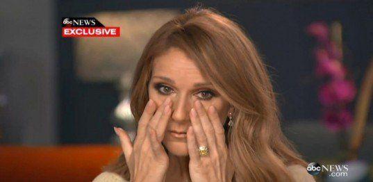 Céline Dion morte de peur pour son mari 3 avril 2015