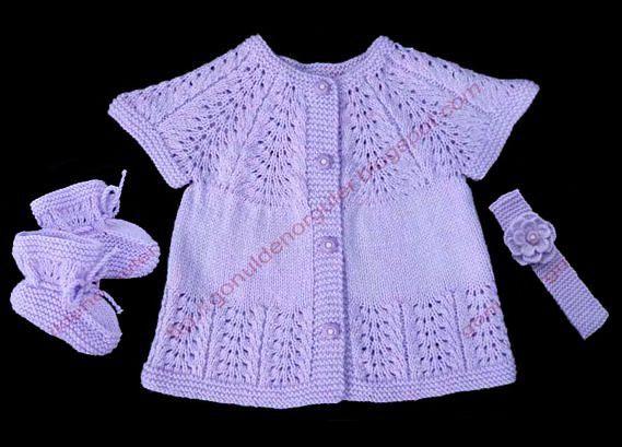 ажурные вязать жилет девочка рассказанный - для младенцев и детей, которые построили сердца.