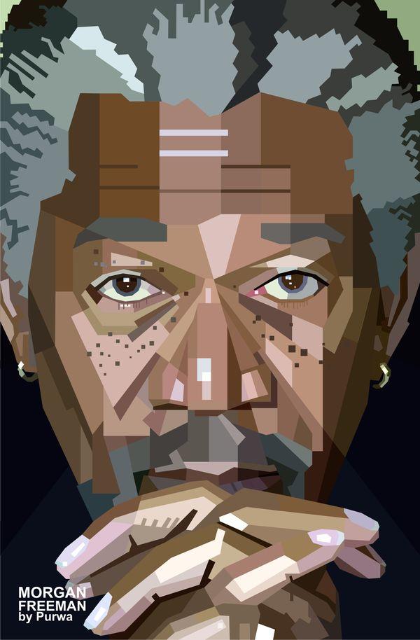 ariuredi :: pixilated self portraits